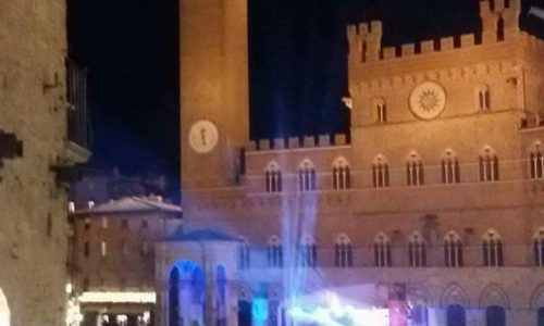 Torre del MANGIA di Siena