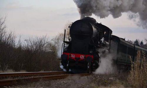 Il treno l'invenzione principe
