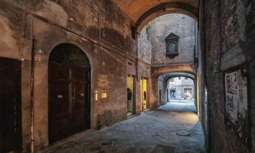 Vicoli e vicoletti di Siena