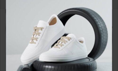 Riciclo pneumatici e scarpe